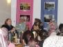 Lisbeth Knudsen på besøg i Dialog Forum